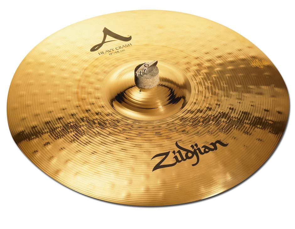 """Zildjian 19"""" A Heavy Crashbækken"""