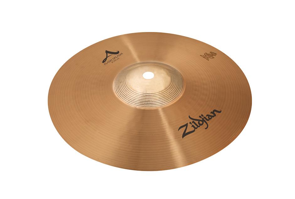 """Zildjian 8"""" A Zildjian Flash Splashbækken"""