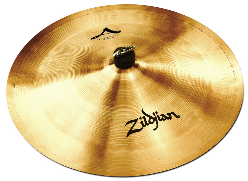 Zildjian 18 A Zildjian China High Chinabækken
