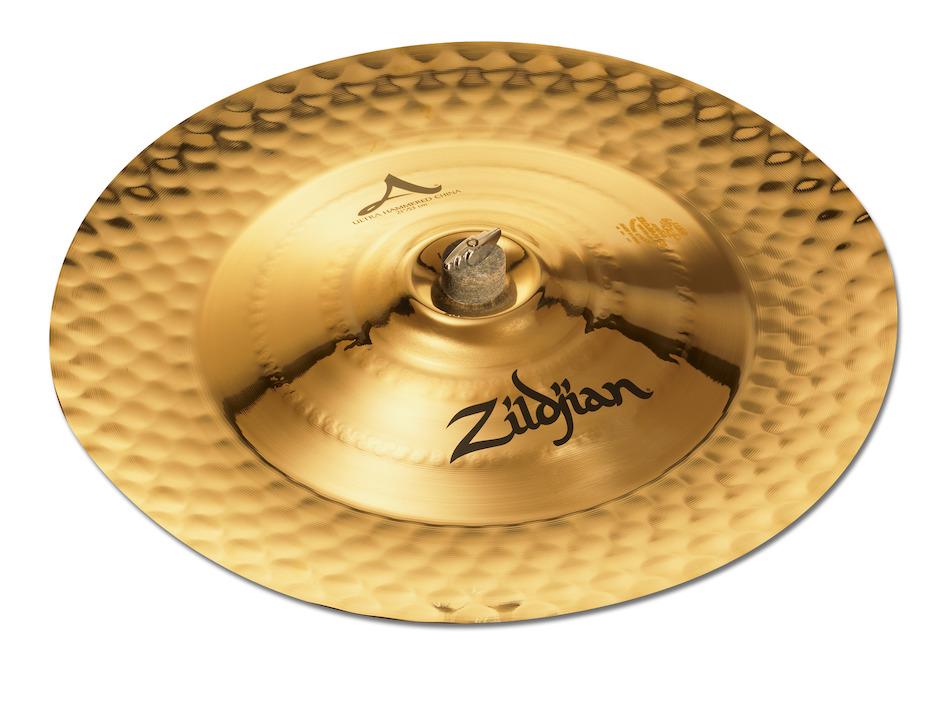 Zildjian 21 A Zildjian Ultra Hammered Chinabækken