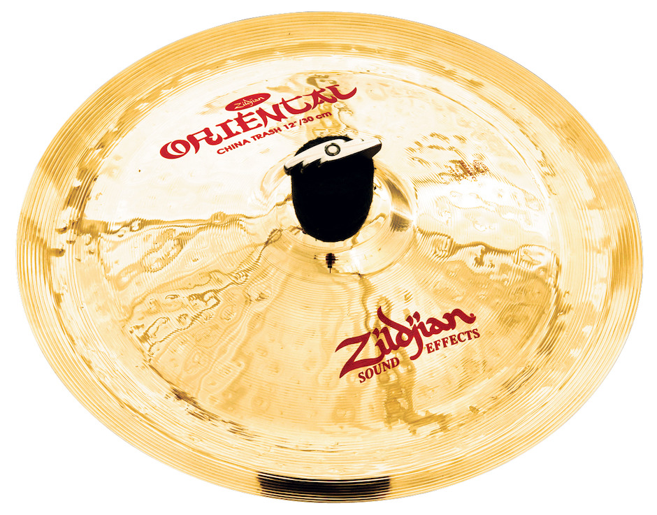 "Zildjian 12"" Oriental China Trash Chinabækken"
