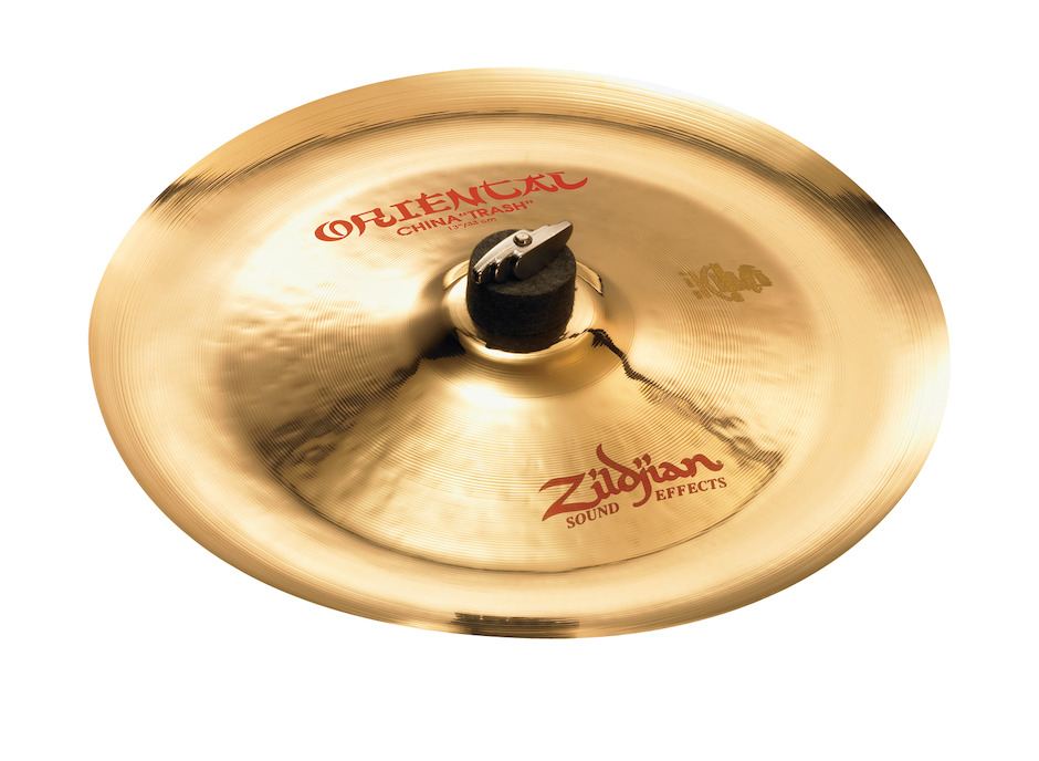 "Zildjian 13"" Oriental China Trash Chinabækken"