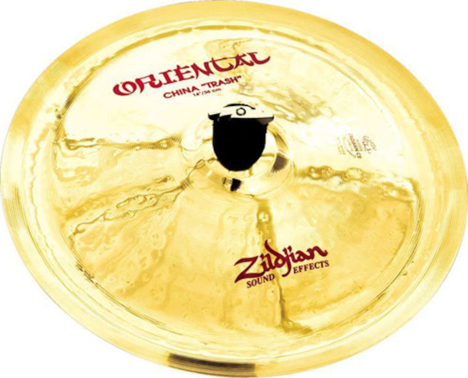 "Zildjian 14"" Oriental China Trash Chinabækken"