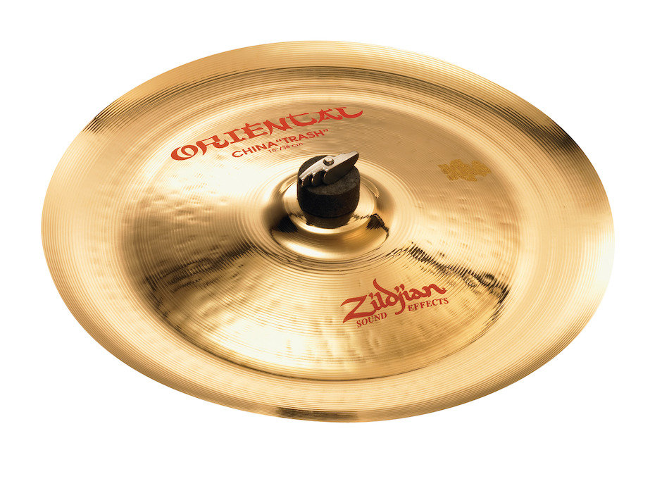 "Zildjian 15"" Oriental China Trash Chinabækken"