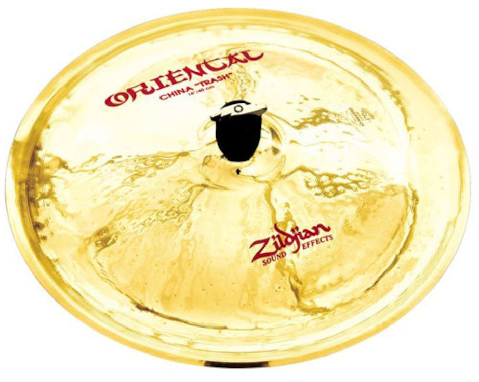 "Zildjian 16"" Oriental China Trash Chinabækken"