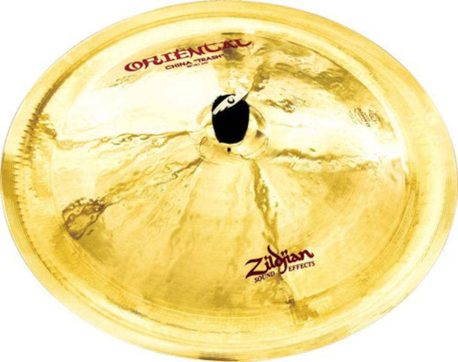 "Zildjian 20"" Oriental China Trash Chinabækken"