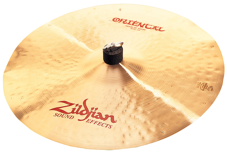 "Zildjian 20"" Oriental Crash of Doom Crashbækken"
