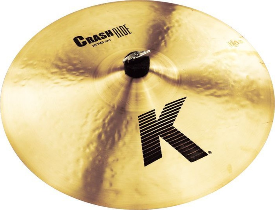 "Image of   Zildjian 18"" K Crash/Ridebækken"