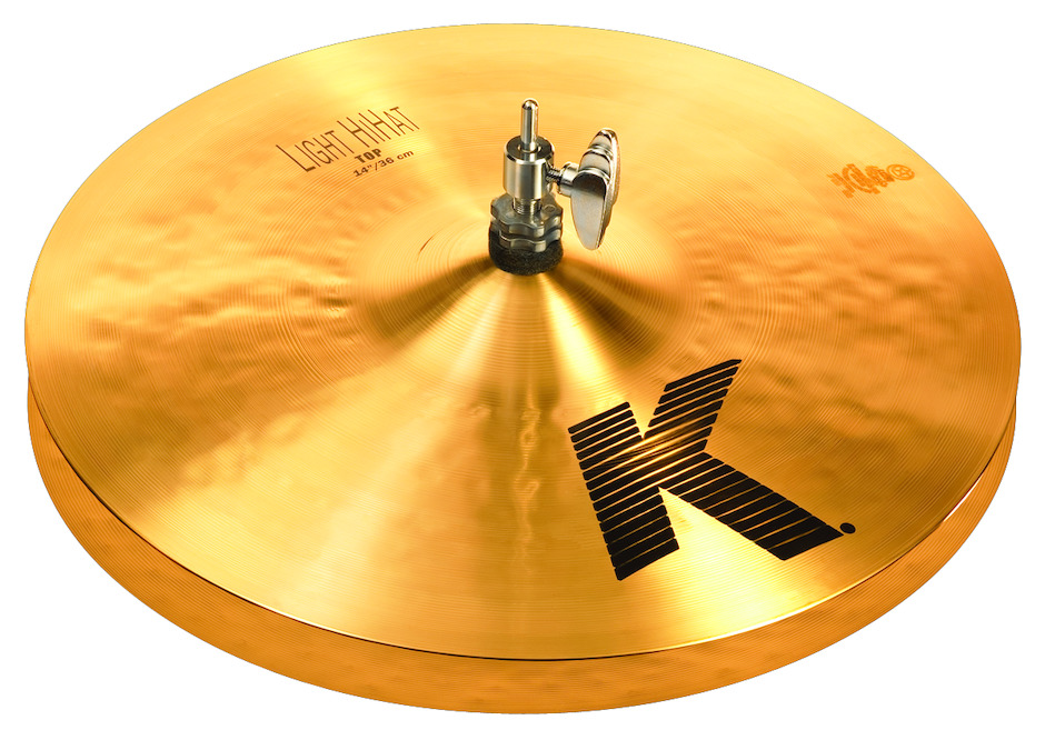 "Zildjian 14"" K Light Hihatbækken"