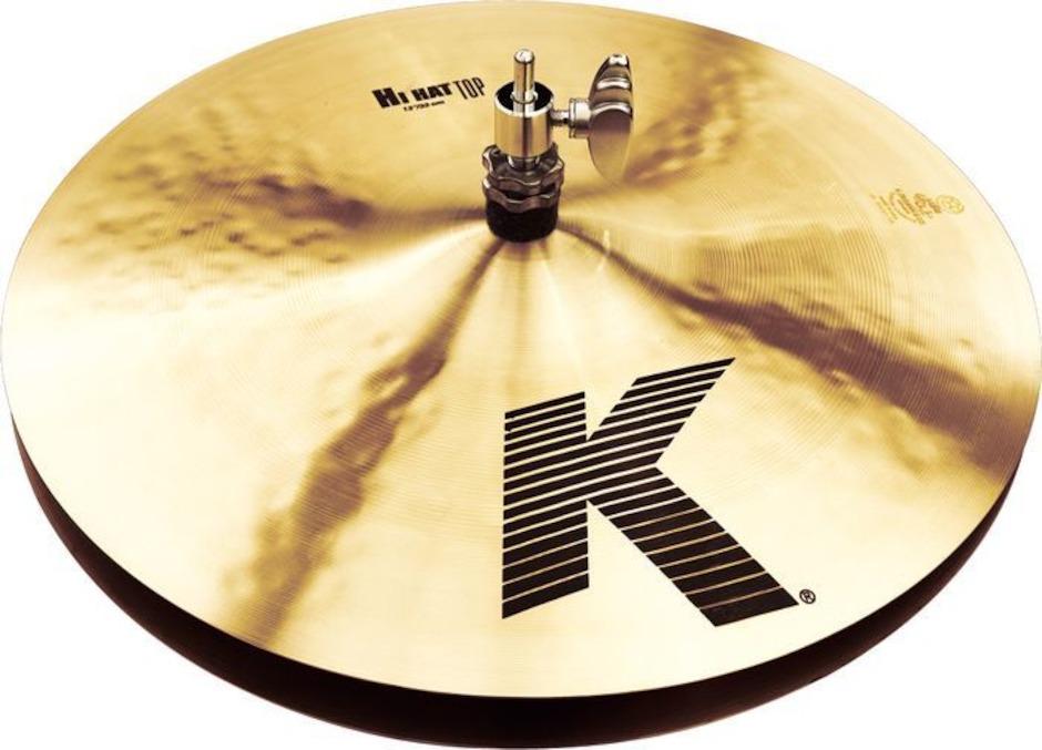 "Image of   Zildjian 13"" K Hi-hat"