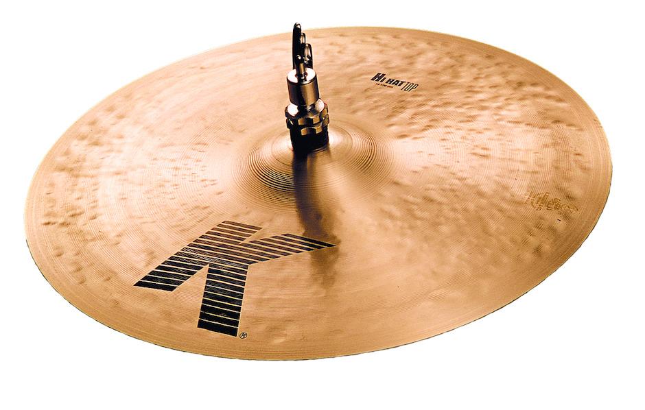 """Image of   Zildjian 14"""" K Hihat - Top"""
