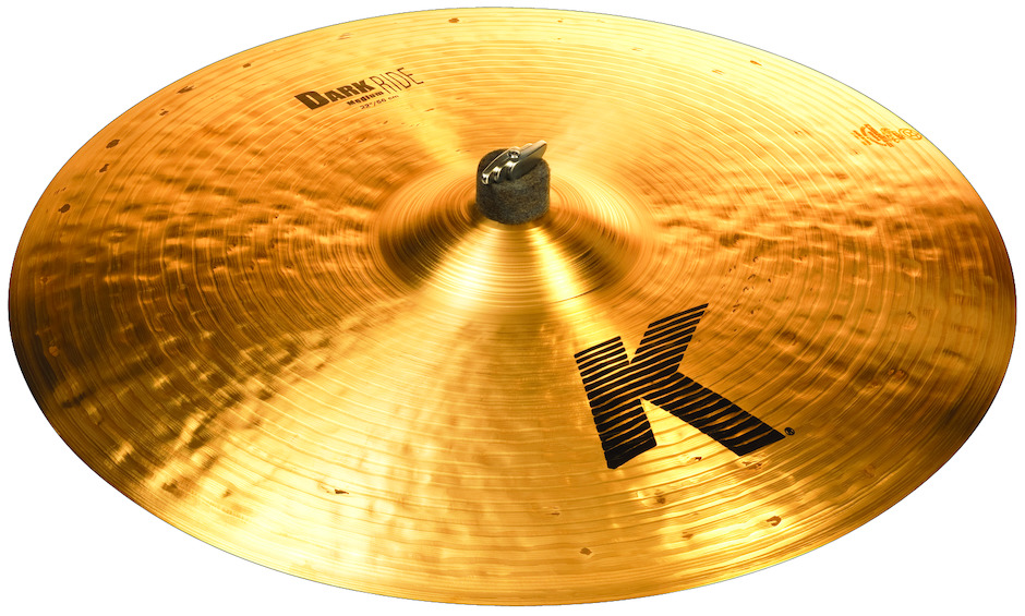 "Image of   Zildjian 22"" K Dark Medium Ridebækken"