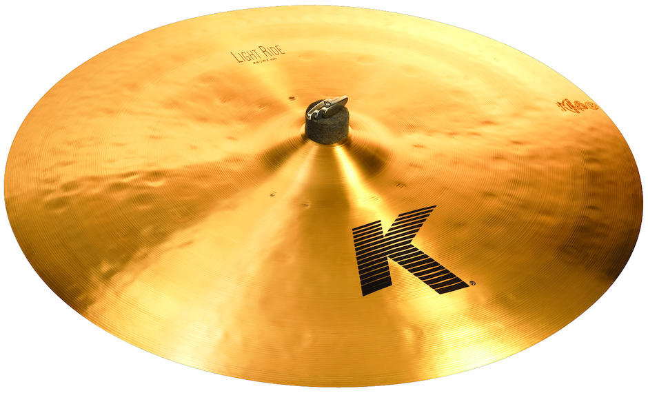 "Image of   Zildjian 24"" K Light Ride"