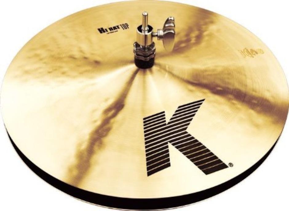 "Image of   Zildjian 14"" K K/Z Special Hihatbækken"