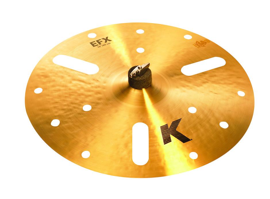 """Image of   Zildjian 16"""" K EFX Crashbækken"""
