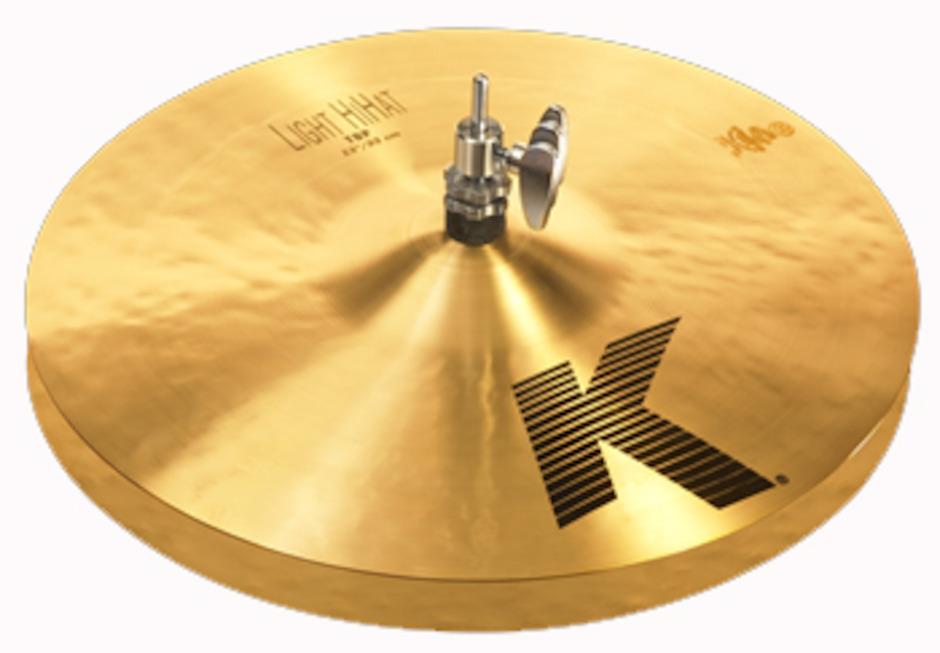 """Image of   Zildjian 15"""" K Zildjian Light Hihatbækken"""