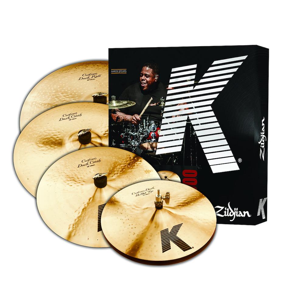 Zildjian K Custom Cymbal Pack