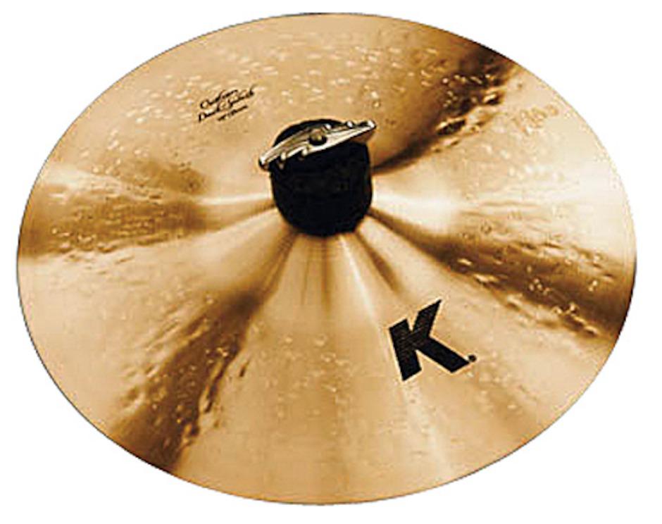 "Image of   Zildjian 10"" K Custom Dark Splashbækken"