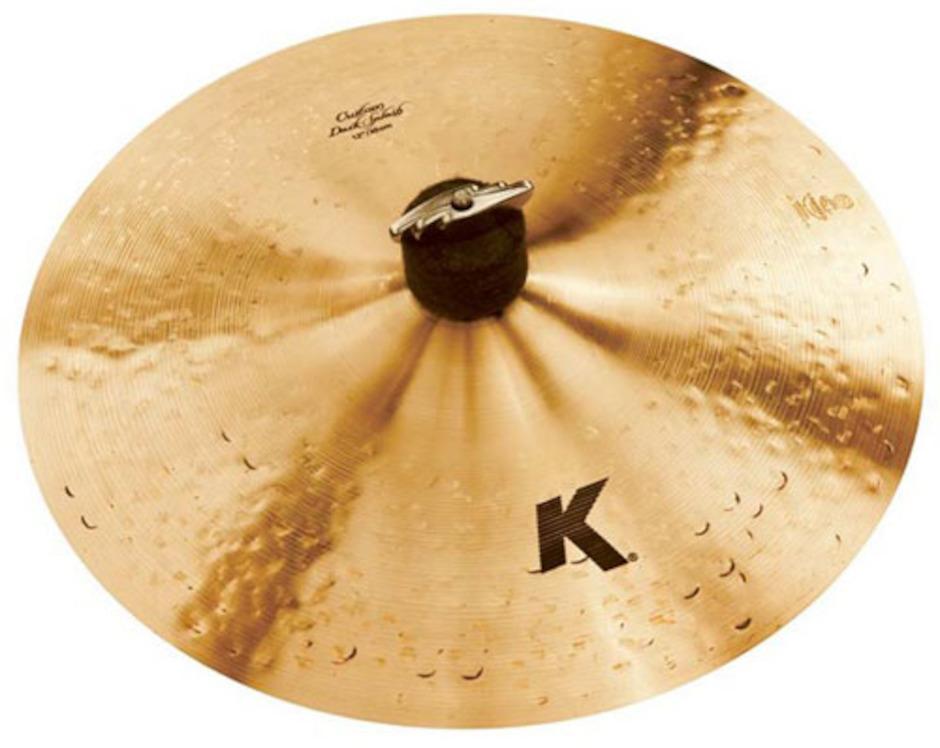 "Image of   Zildjian 12"" K Custom Dark Splashbækken"