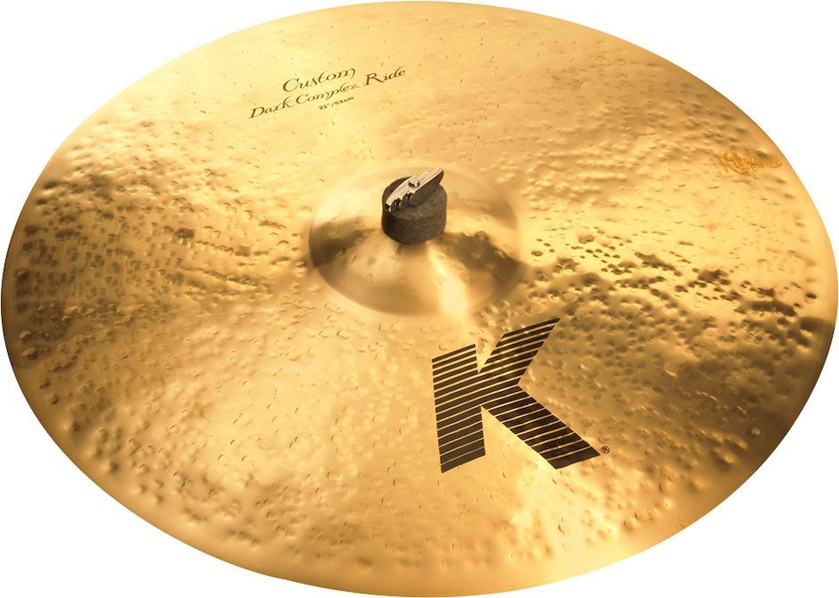"""Zildjian 21"""" K Custom Complex Ridebækken"""