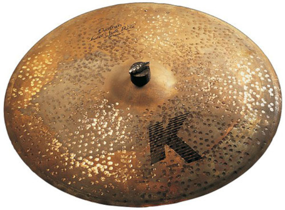 "Zildjian 20"" K Custom Left Side Ridebækken"