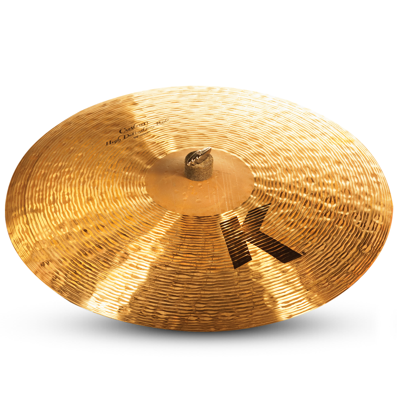 "Zildjian 22"" K Custom High Definition Ridebækken"