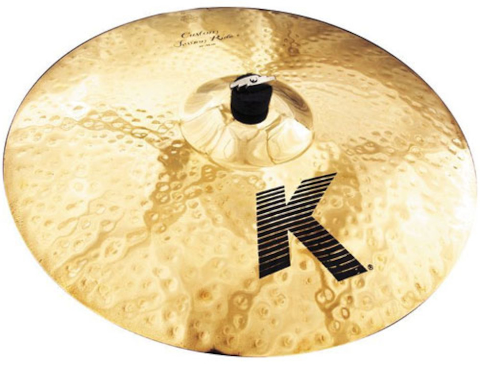 "Zildjian 20"" K Custom Session Ridebækken"