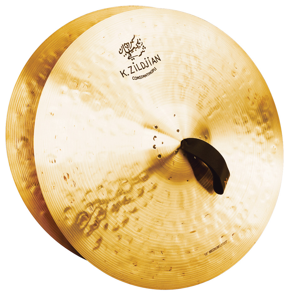 "Zildjian 18"" K Constantinople Medium Light Par Orkesterbækken"