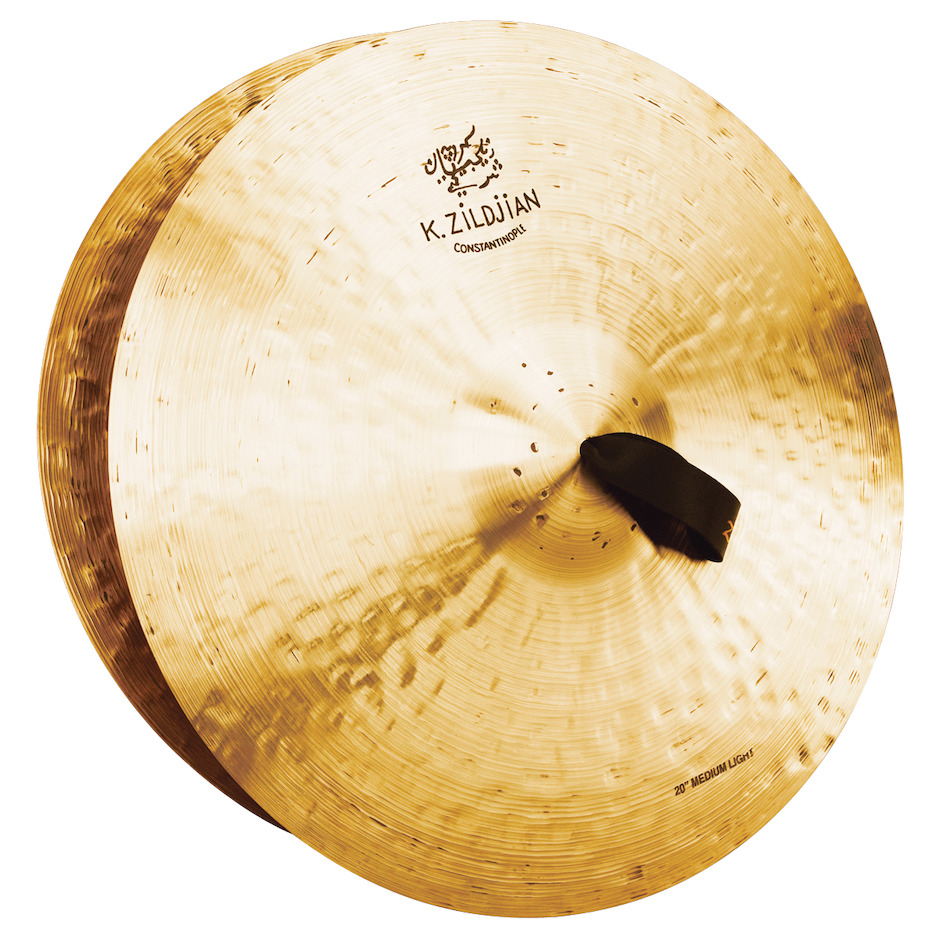 "Zildjian 20"" K Constantinople Medium Light par Orkesterbækkener"