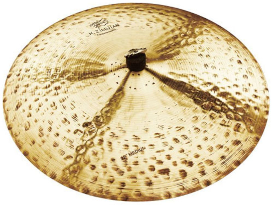 "Image of   Zildjian 22"" K Constantinople Medium Ridebækken"