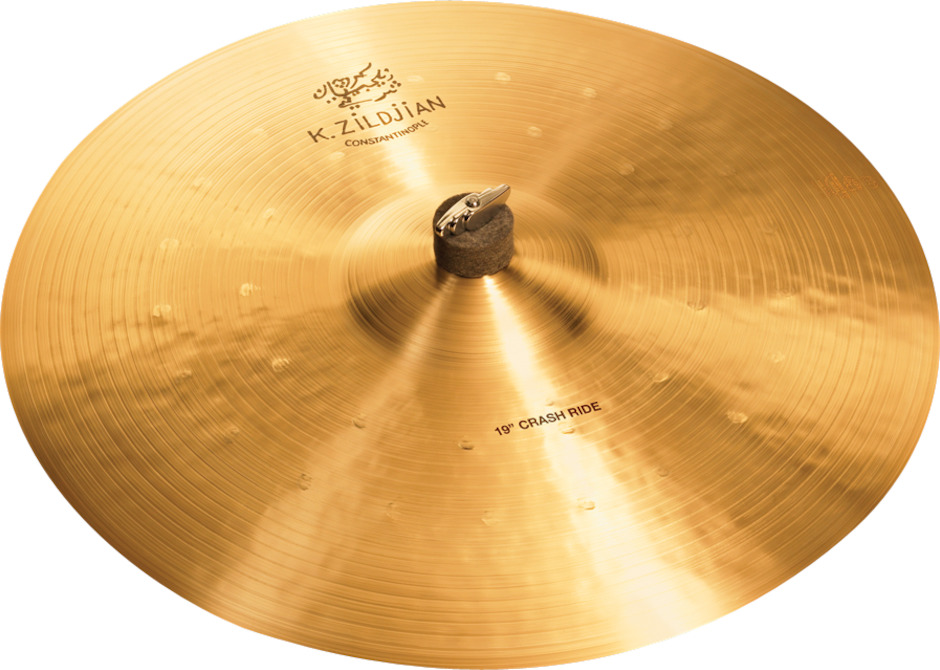 "Zildjian 19"" K Constantinople Crash Ride Crashbækken"