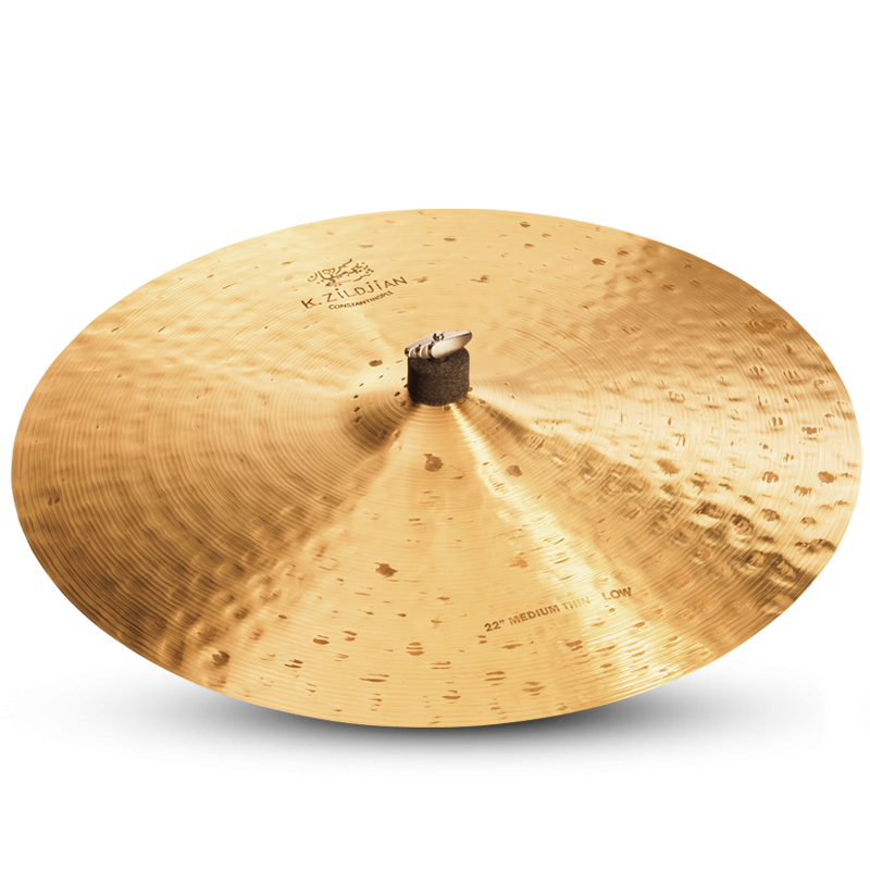 "Image of   Zildjian 20"" K Constantinople Medium Thin Low Ridebækken"
