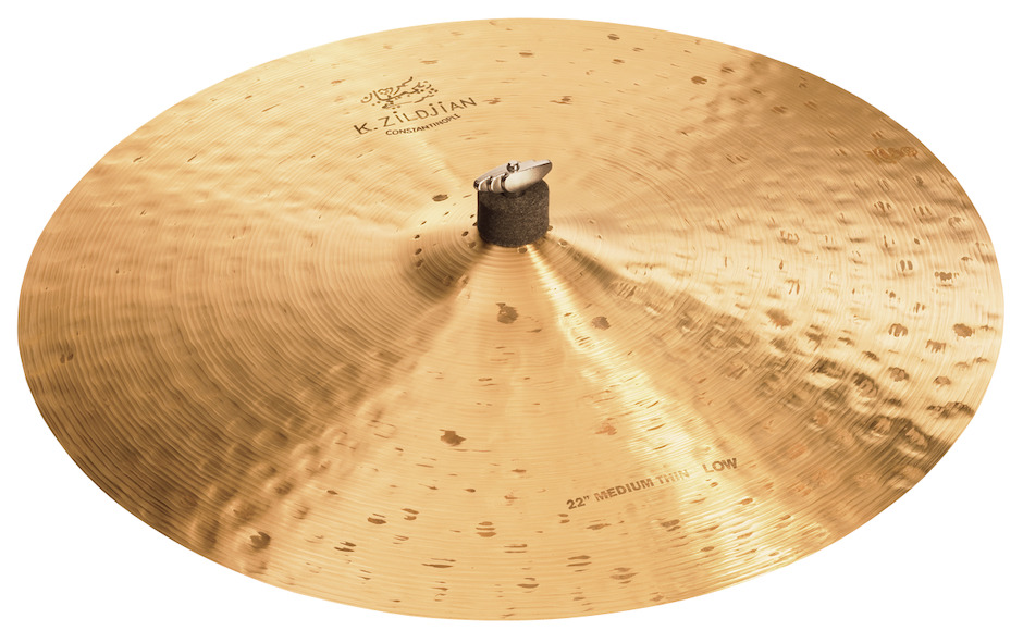 "Image of   Zildjian 22"" K Constantinople Medium Thin Low Ridebækken"