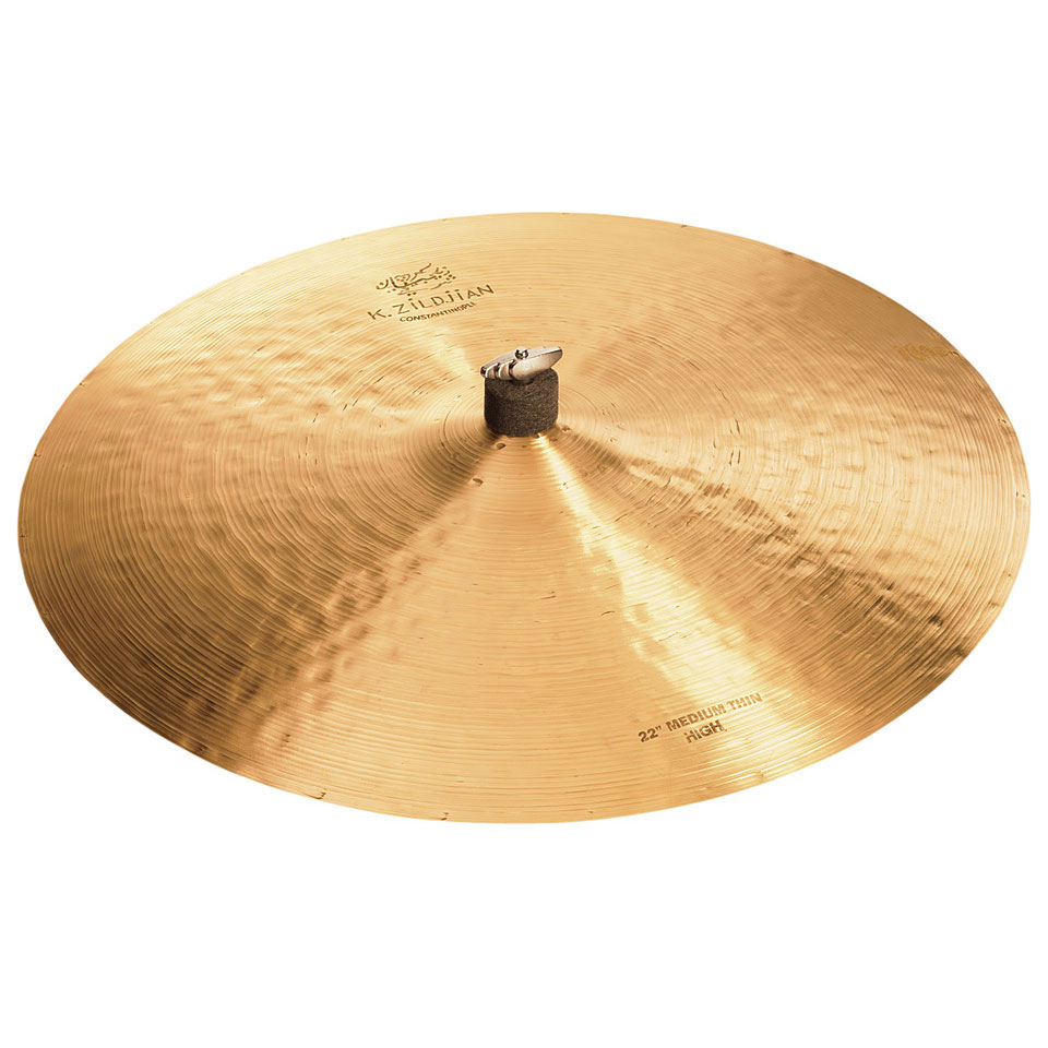 "Image of   Zildjian 22"" K Constantinople Medium Thin High Ridebækken"