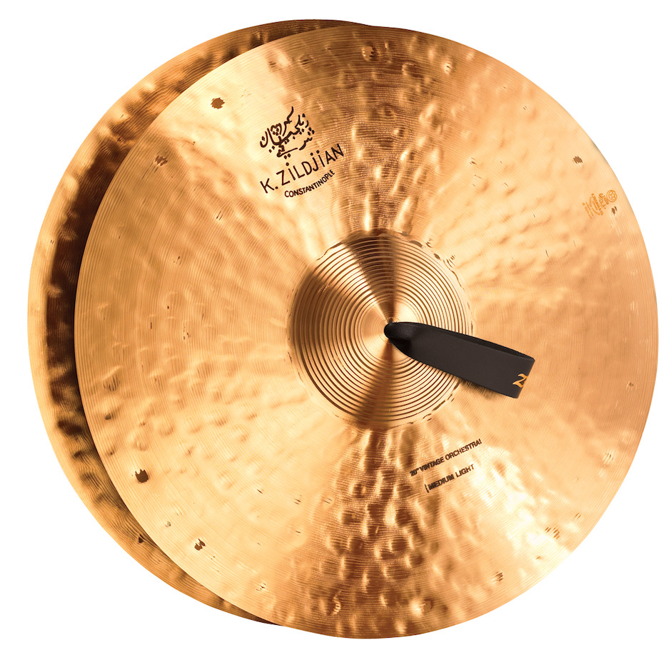 "Zildjian 20"" K Constantinople Vintage Medium Light par Orkesterbækkener"