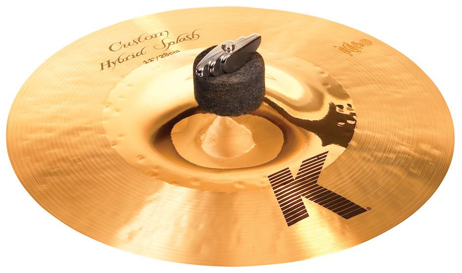 "Image of   Zildjian 11"" K Custom Hybrid Splashbækken"