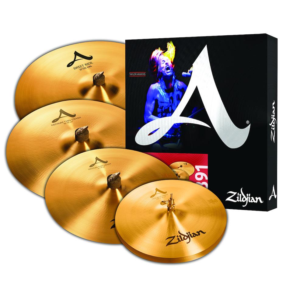 Zildjian A Zildjian Cymbal Pack