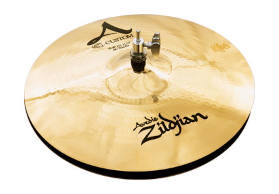 """Image of   Zildjian 14"""" A Custom Hihatbækken"""