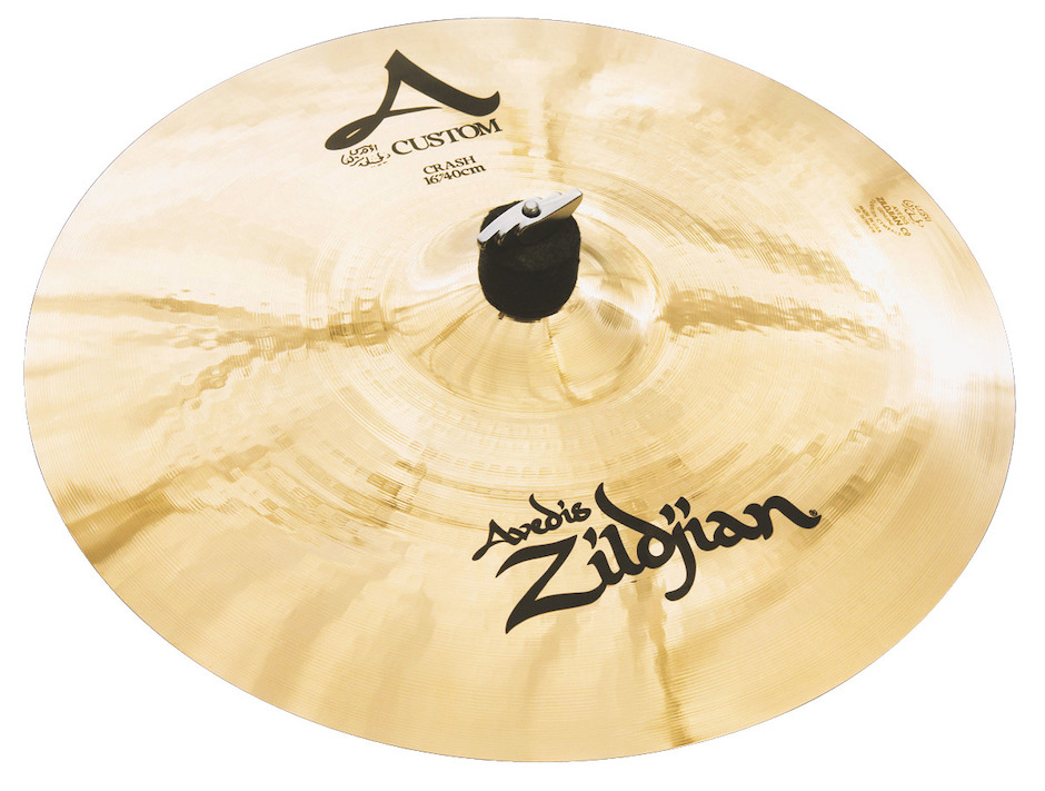 "Image of   Zildjian 16"" A Custom Crashbækken"