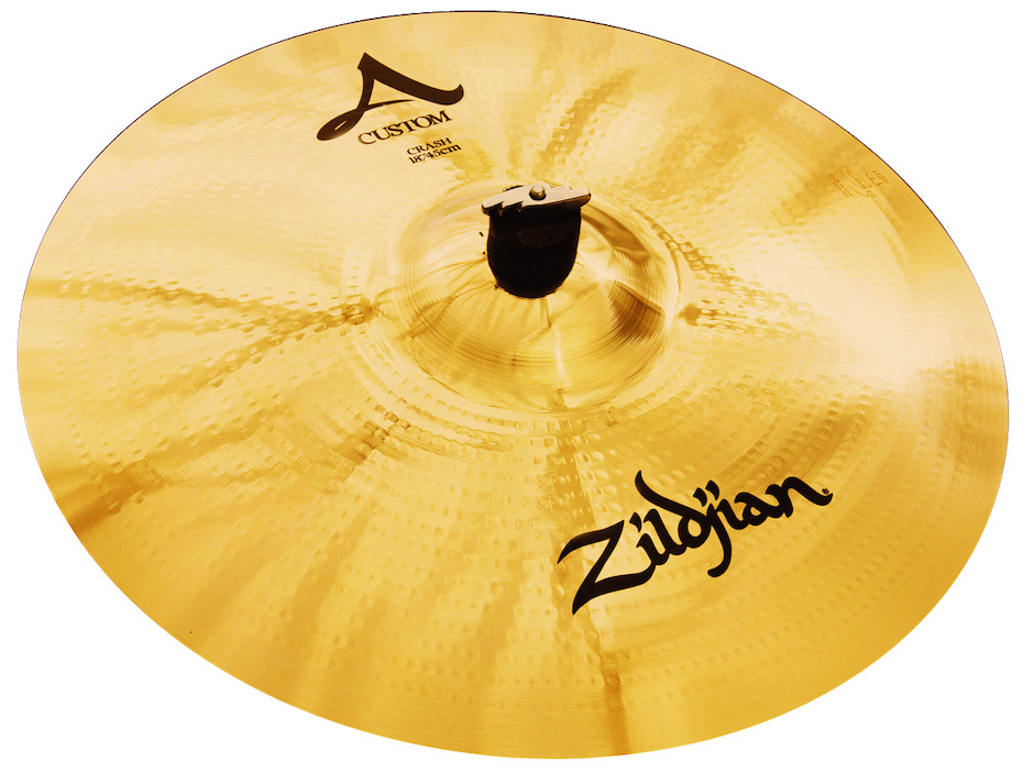 "Image of   Zildjian 18"" A Custom Crashbækken"