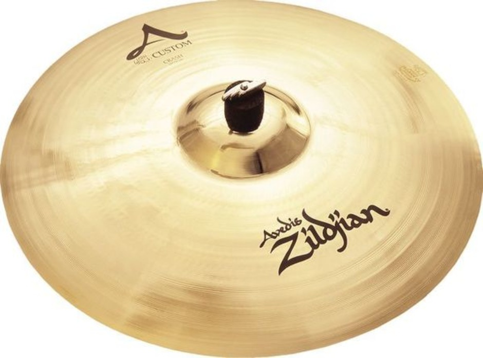 """Zildjian 19"""" A Custom Crashbækken"""