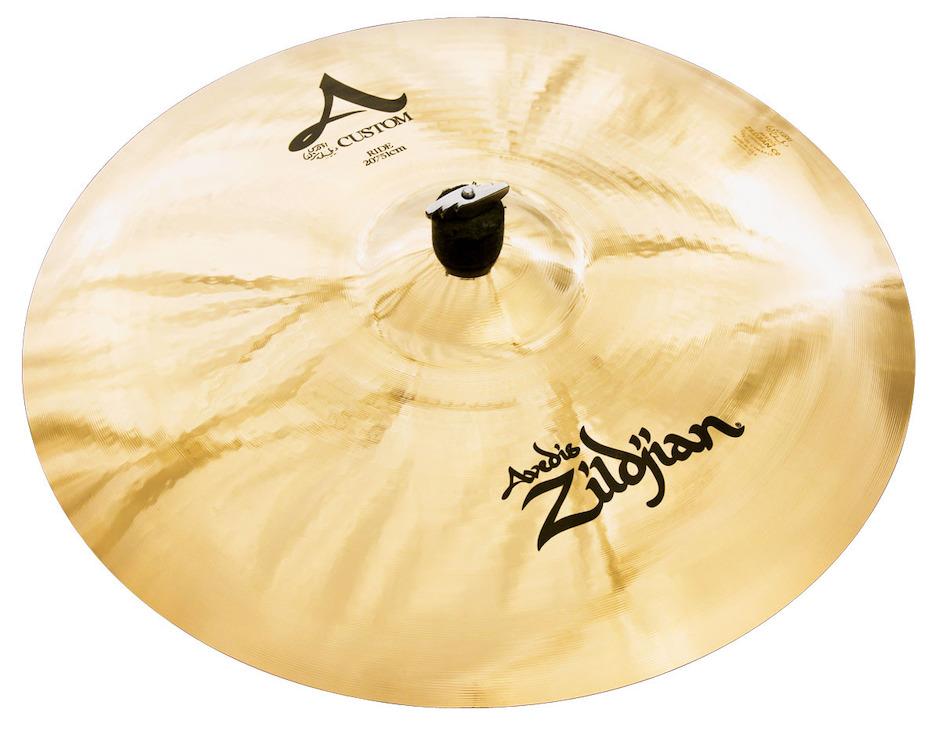 """Image of   Zildjian 20"""" A Custom Ridebækken"""