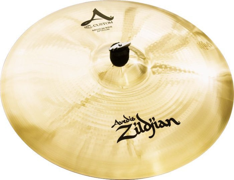 "Image of   Zildjian 20"" A Custom Medium Ridebækken"