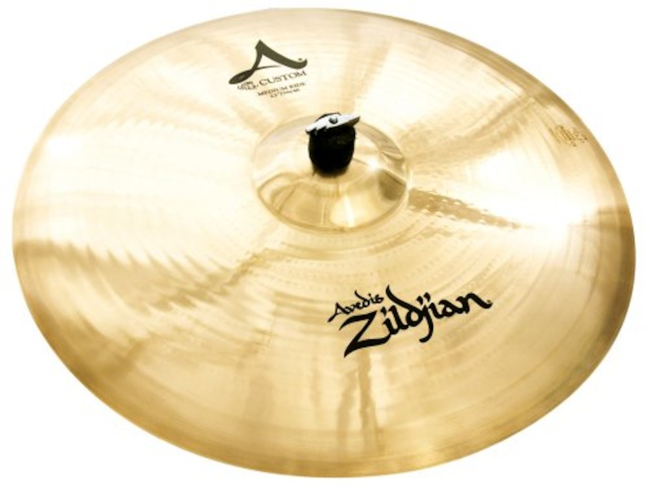 "Image of   Zildjian 22"" A Custom Medium Ridebækken"