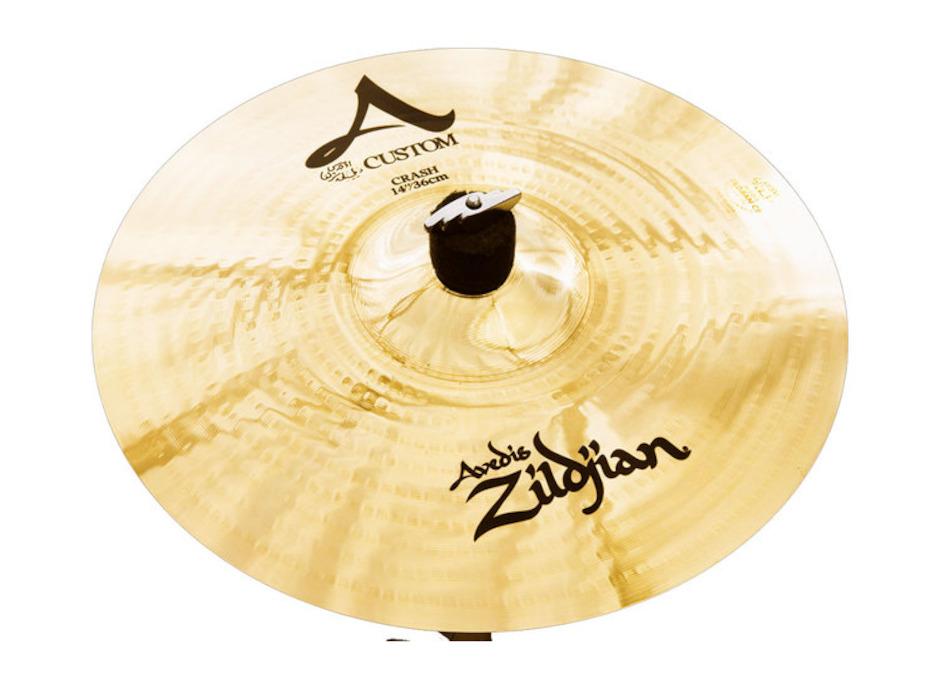 "Image of   Zildjian 14"" A Custom Crash"