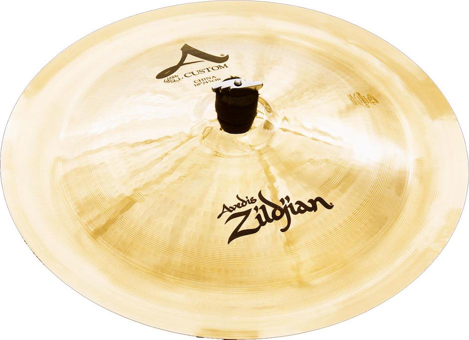 """Zildjian 18"""" A Custom Chinabækken"""