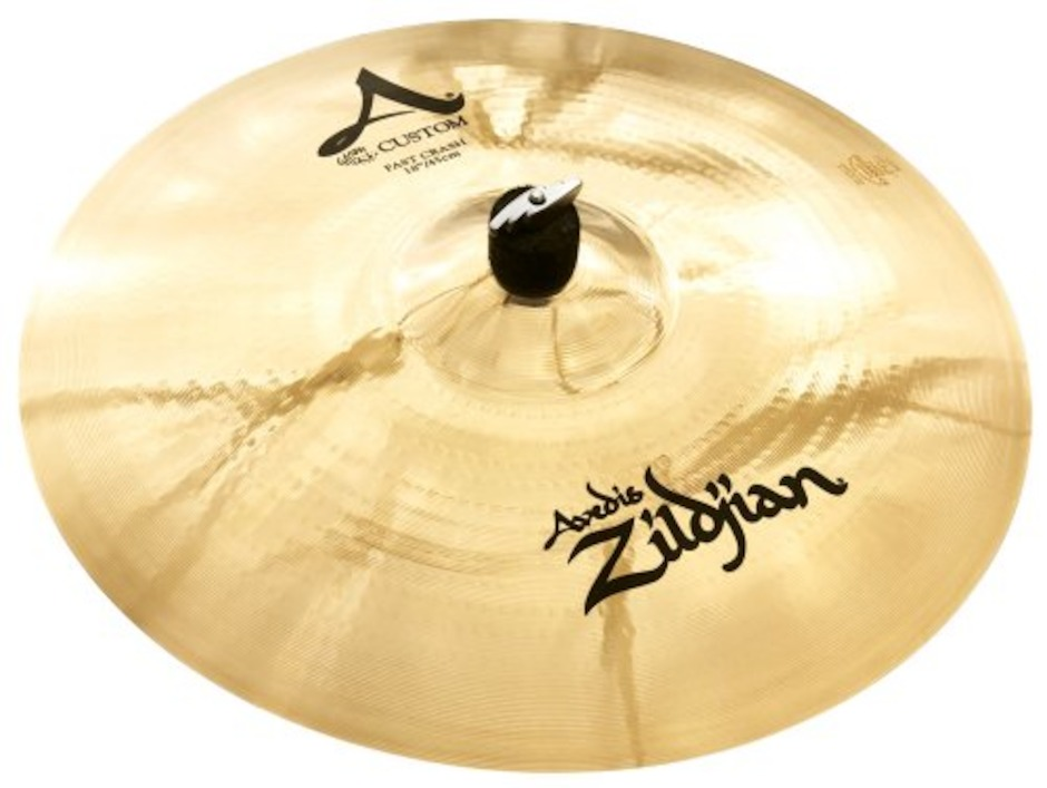 "Image of   Zildjian 15"" A Custom Fast Crash"