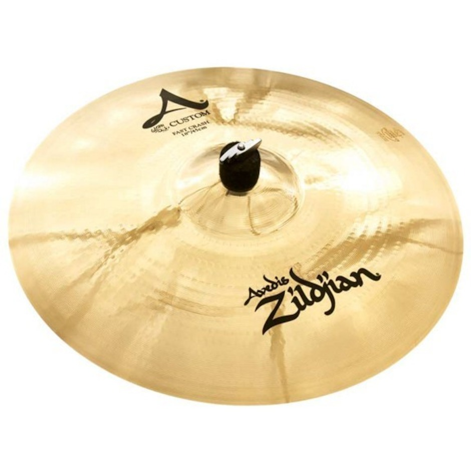 """Image of   Zildjian 18"""" A Custom Fast Crashbækken"""