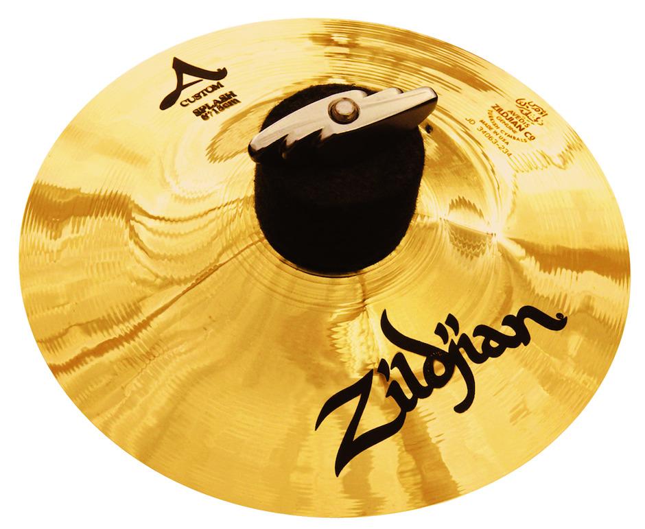 """Zildjian 6"""" A Custom Splashbækken"""
