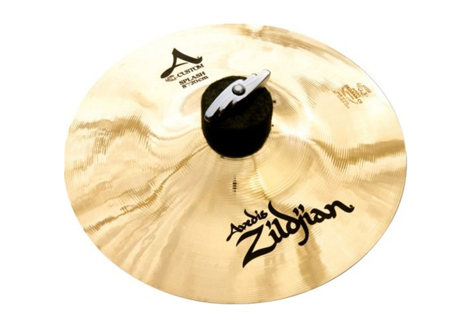 """Zildjian 8"""" A Custom Splashbækken"""